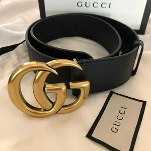 Size 10 Gucci Belt